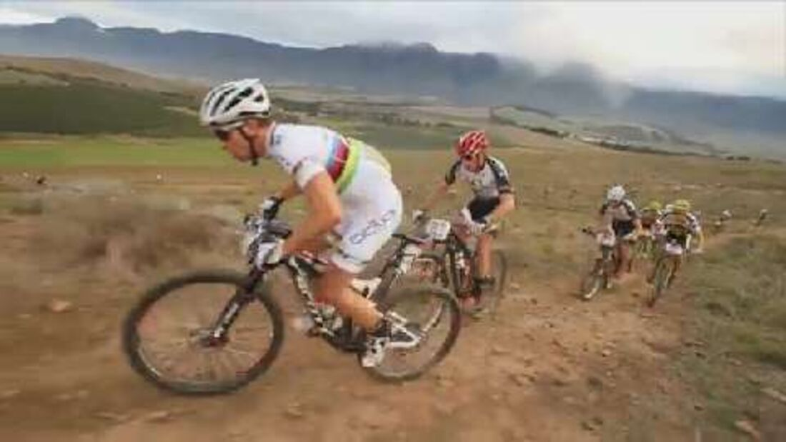 Absa Cape Epic 2014: 4. Etappe