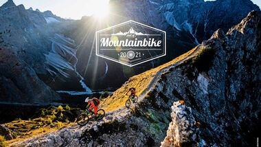 Best of Mountainbike 2021 Kalender