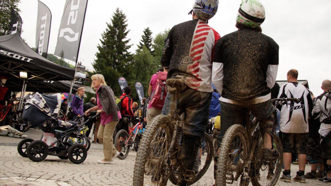 Bikes and Beats: Dreckig, dreckiger, Mountainbiker 3