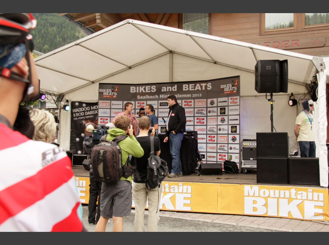 Bikes and Beats Tag 2 Impressionen: Mountainbike-Action, Musik und Festival 7