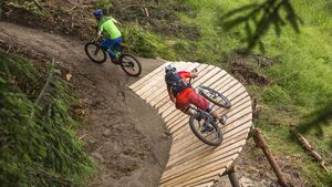 Bosch Uphill Flow Trail