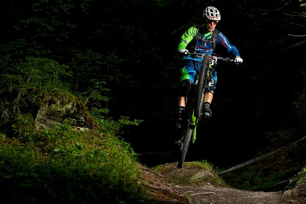 Dakine Trailfox 2013 - Bilder vom MTB-Event in Flims 11