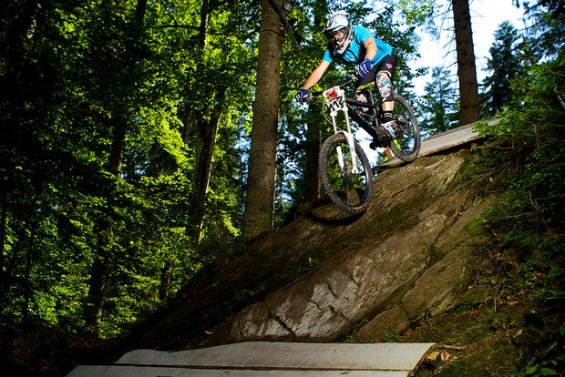 Dakine Trailfox 2013 - Bilder vom MTB-Event in Flims 16