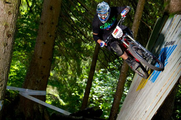 Dakine Trailfox 2013 - Bilder vom MTB-Event in Flims 18
