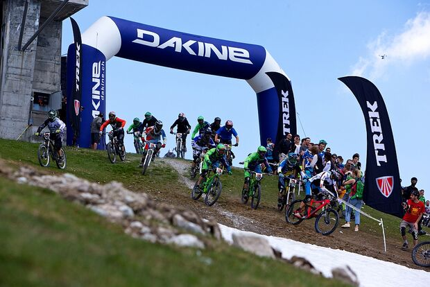 Dakine Trailfox 2013 - Bilder vom MTB-Event in Flims 19