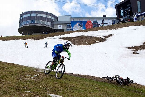 Dakine Trailfox 2013 - Bilder vom MTB-Event in Flims 21