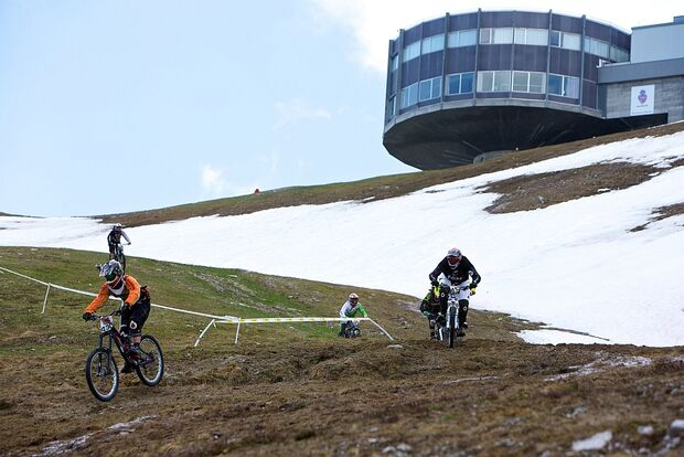 Dakine Trailfox 2013 - Bilder vom MTB-Event in Flims 22
