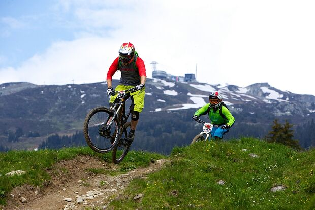 Dakine Trailfox 2013 - Bilder vom MTB-Event in Flims 23