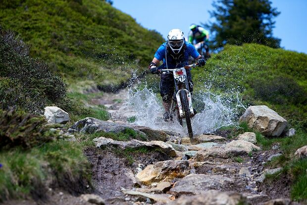 Dakine Trailfox 2013 - Bilder vom MTB-Event in Flims 26