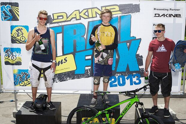 Dakine Trailfox 2013 - Bilder vom MTB-Event in Flims 29