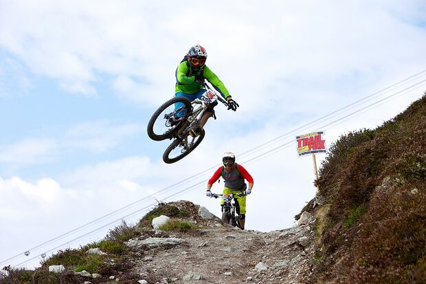 Dakine Trailfox 2013 - Bilder vom MTB-Event in Flims 5