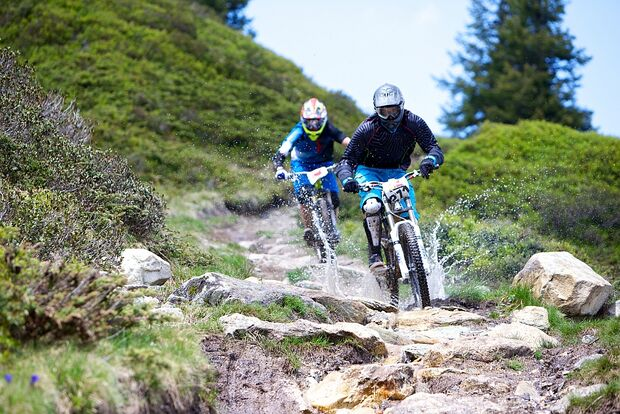 Dakine Trailfox 2013 - Bilder vom MTB-Event in Flims 6