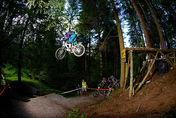 Dakine Trailfox 2013 - Bilder vom MTB-Event in Flims 9