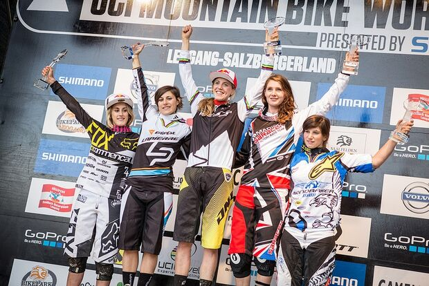 Downhill World-Cup 2013: Finale in Leogang 10
