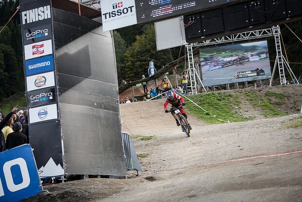 Downhill World-Cup 2013: Finale in Leogang 11