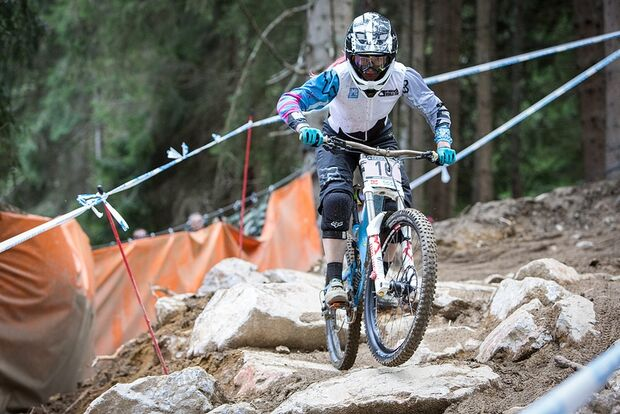 Downhill World-Cup 2013: Finale in Leogang 12
