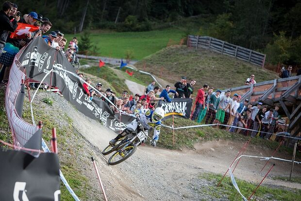 Downhill World-Cup 2013: Finale in Leogang 15
