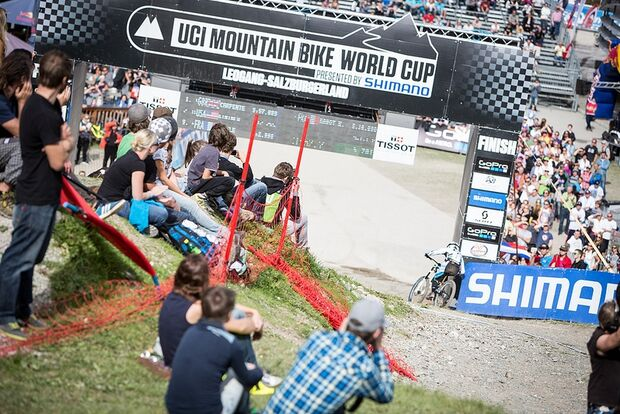 Downhill World-Cup 2013: Finale in Leogang 16