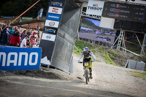 Downhill World-Cup 2013: Finale in Leogang 17