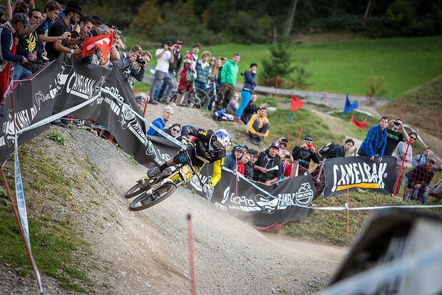 Downhill World-Cup 2013: Finale in Leogang 20