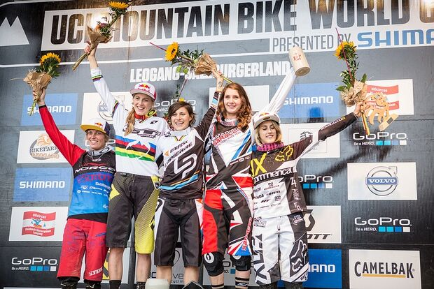 Downhill World-Cup 2013: Finale in Leogang 4