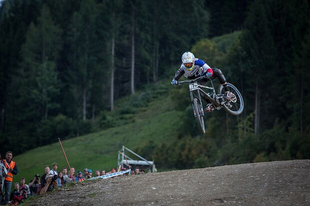 Downhill World-Cup 2013: Finale in Leogang 5