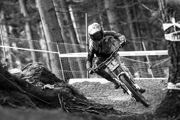Downhill World-Cup 2013: Finale in Leogang 6