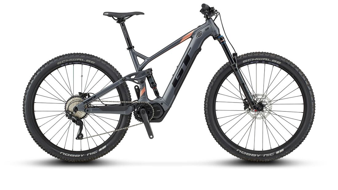 GT Bicycles E-Force