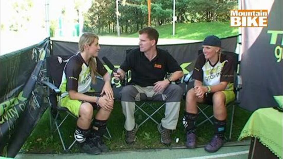 Interview Trek Gravity Girls MB-Testival 2012