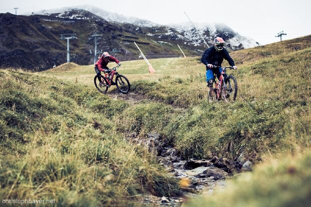 Ischgl Overmountain Challenge 2013 - die Highlights 10