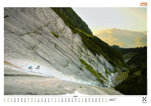 Kalender 2014 - Mountainbike, outdoor, klettern 12