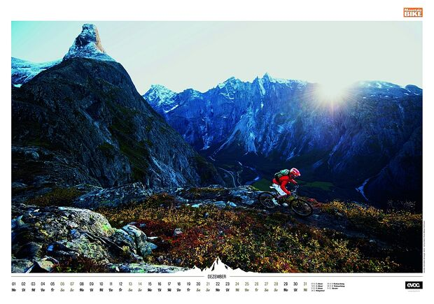 Kalender 2014 - Mountainbike, outdoor, klettern 16