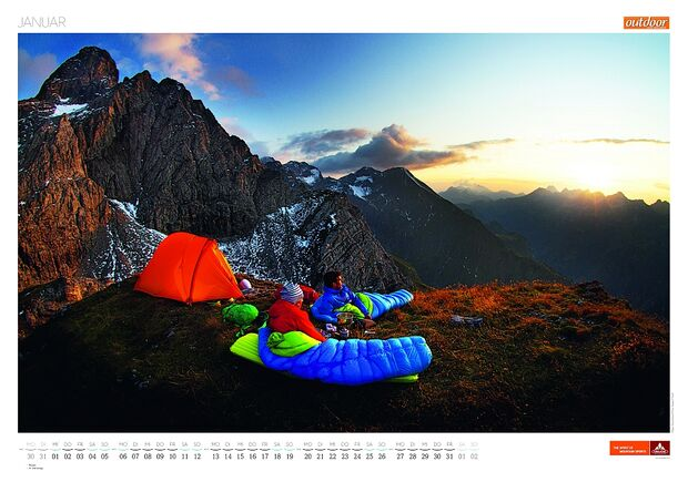 Kalender 2014 - Mountainbike, outdoor, klettern 18