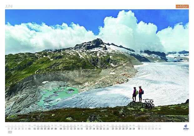 Kalender 2014 - Mountainbike, outdoor, klettern 23