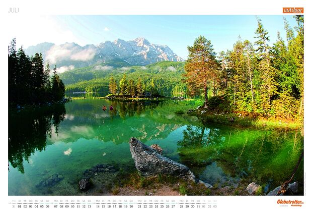 Kalender 2014 - Mountainbike, outdoor, klettern 24