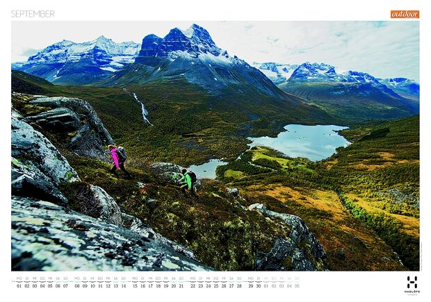 Kalender 2014 - Mountainbike, outdoor, klettern 26