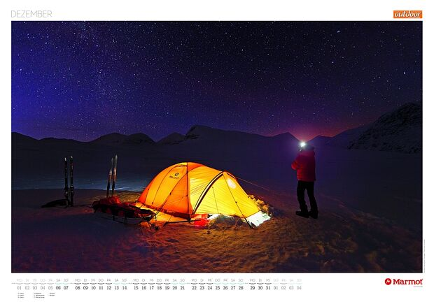 Kalender 2014 - Mountainbike, outdoor, klettern 29