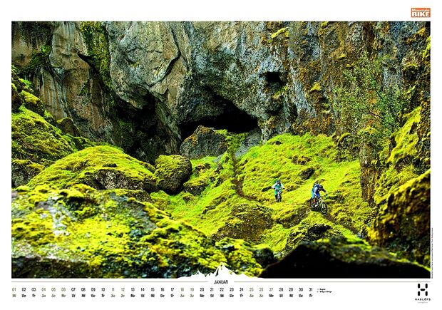 Kalender 2014 - Mountainbike, outdoor, klettern 5