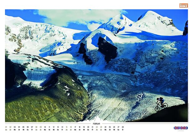 Kalender 2014 - Mountainbike, outdoor, klettern 6