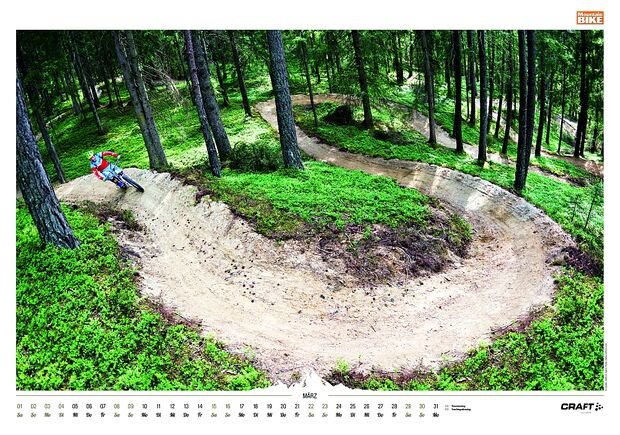 Kalender 2014 - Mountainbike, outdoor, klettern 7