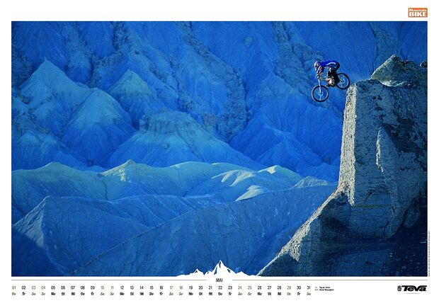 Kalender 2014 - Mountainbike, outdoor, klettern 9