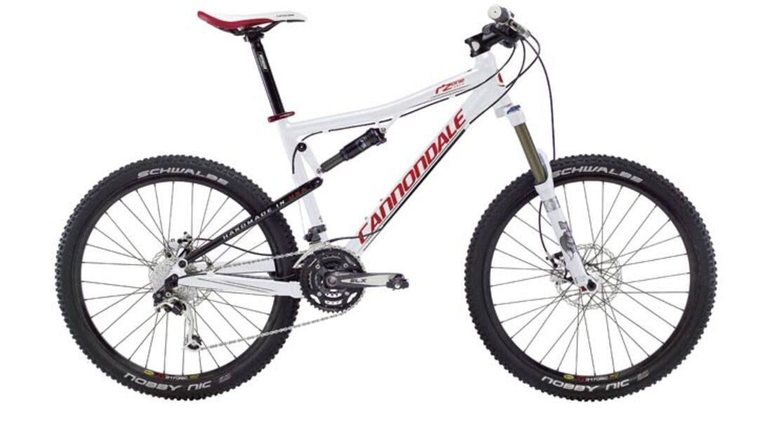MB 0110 Cannondale RZ One Forty 6
