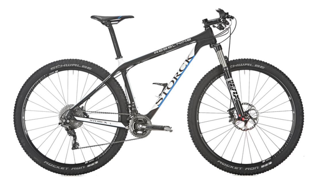 MB 0115 Storck Rebel Nine G3 XTR