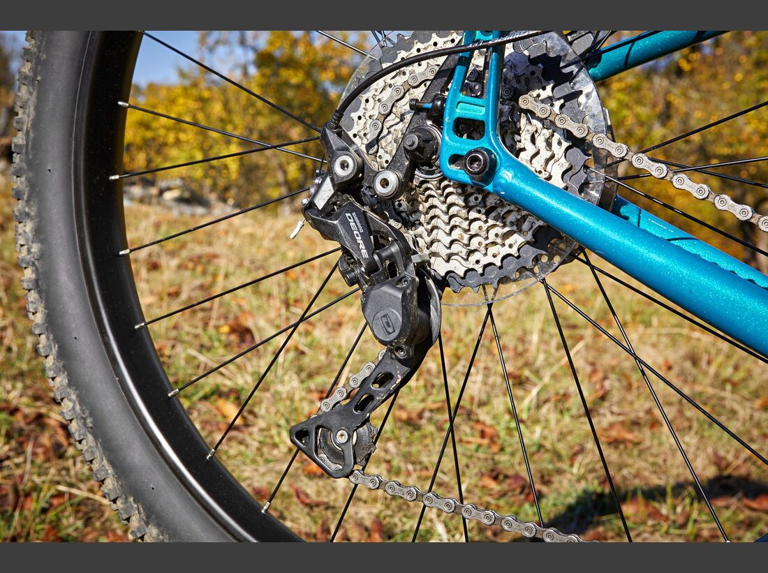 MB 0119 Trail Hardtail Test MS Salsa Timberjack Deore 27,5+ Bild 2