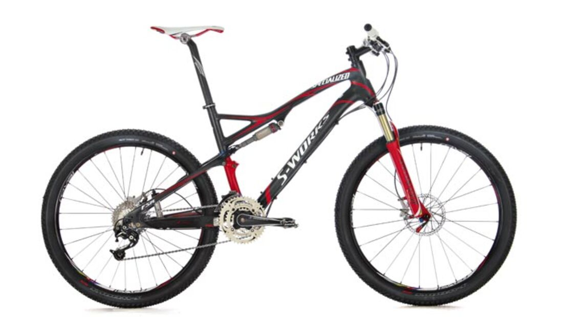 MB 0209 Specialized Epic FSR S-Works