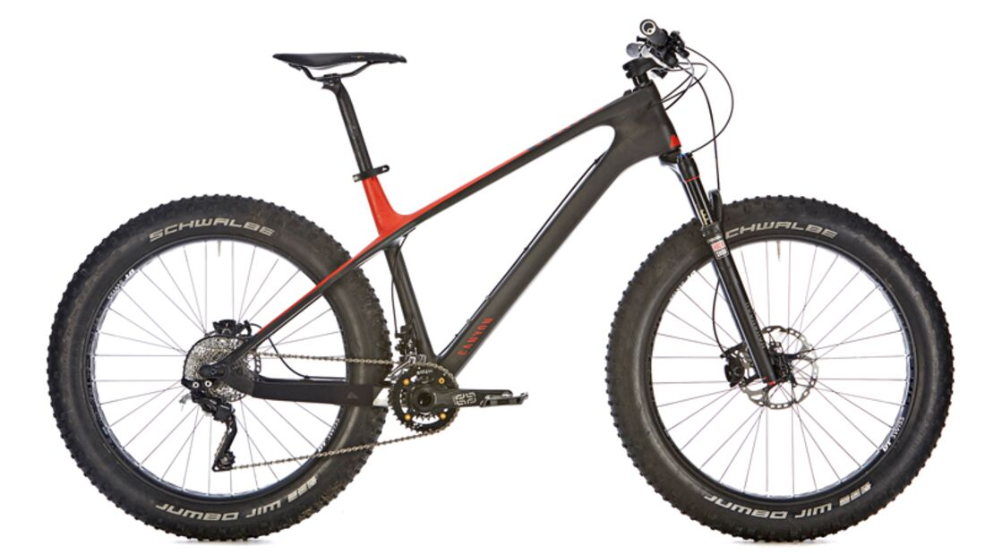 MB 0215 Fatbike Canyon Dude CF 9.0 SL