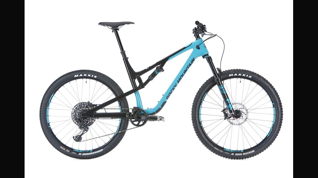 MB 0618 Einzeltest Rocky Mountain Thunderbolt Carbon 70 Teaser