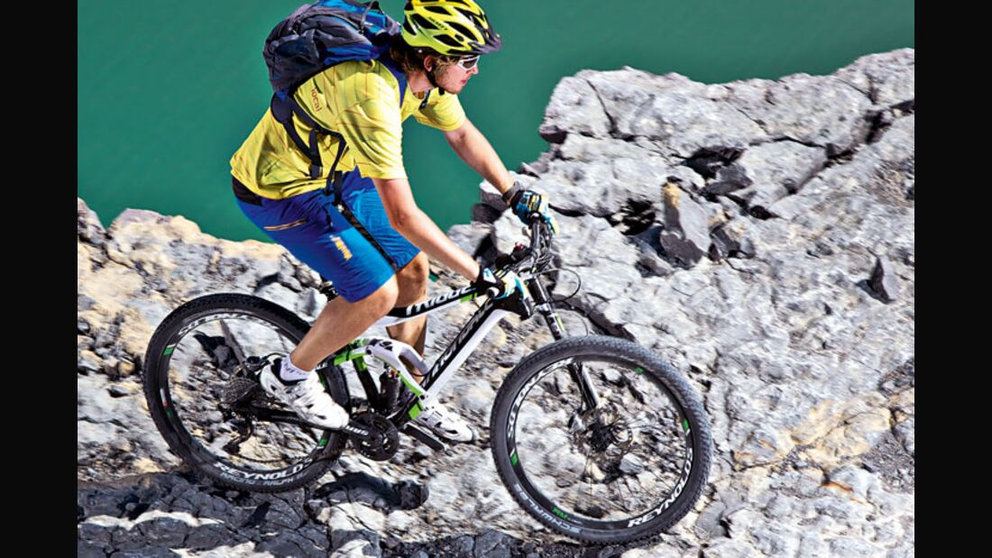 MB 1012 Cannondale Trigger 1