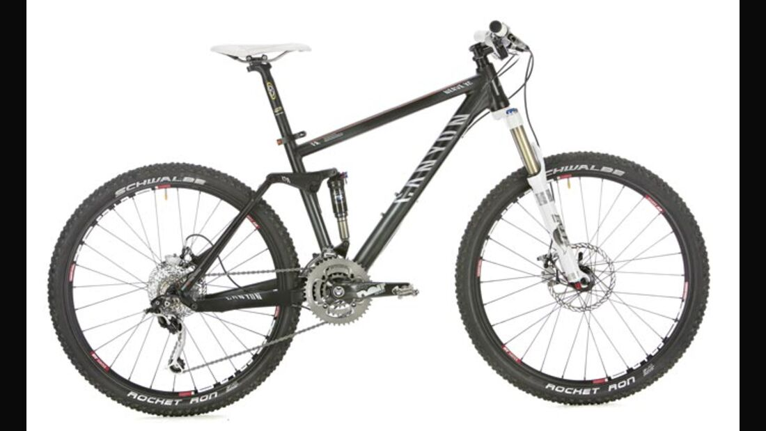 MB 1109 Lady-Bikes Canyon Nerve XC 8.0 W