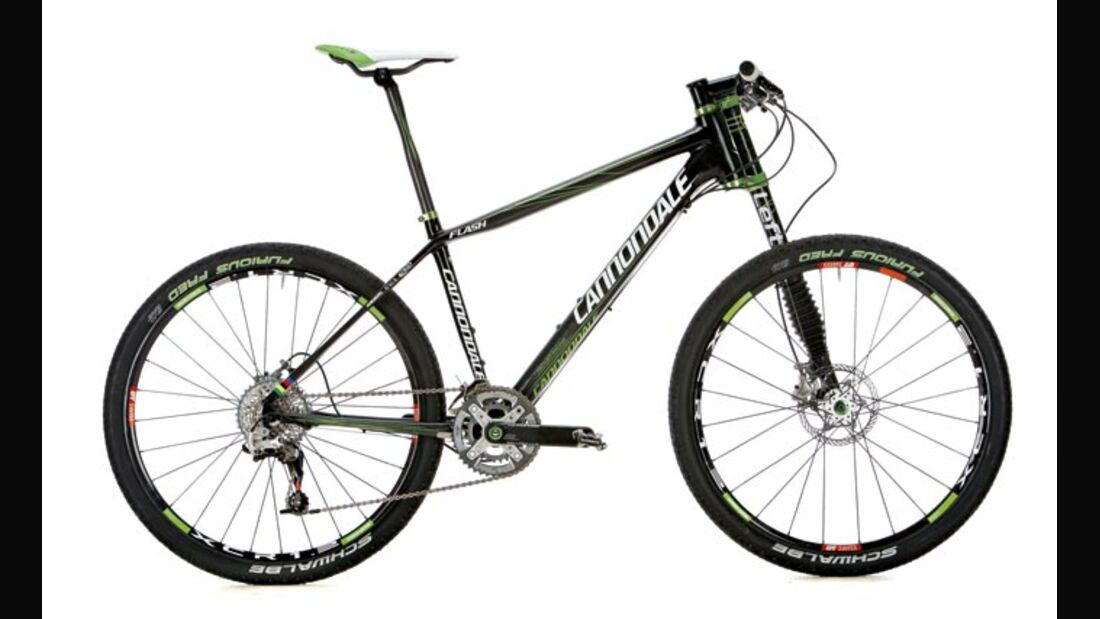 MB 1209 Cannondale Flash Team